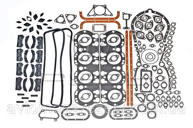 Р/к прокладок двиг. 7511-100009 (заг.головки, повний) БРТ