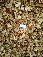 Щепа (тріска) древесная 20-40 мм доставка на Киев с НДС партия 90 м3 цена за 1 м3