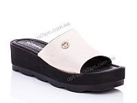 Шлепки женские Purlina SL81472-1 (36-41) - купить оптом на 7км в одессе