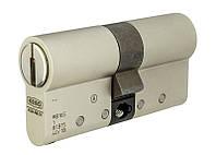 Цилиндр KESO 8000 Ω2 60 (30x30) ключ-ключ никель  (Швейцария), фото 1