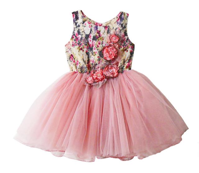 Платья и сарафаны для девочек
