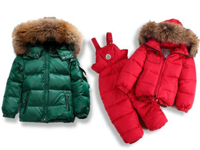 Зимние детские комбинезоны, верхняя одежда детская зима