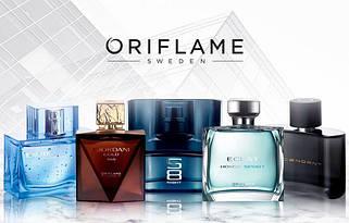 Мужская парфюмерия Орифлейм