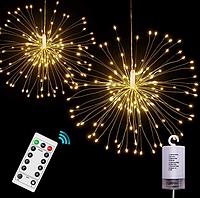 Led лампа Фейерверк Noblest Art  для создания праздничной атмосферы (LY3045), фото 1