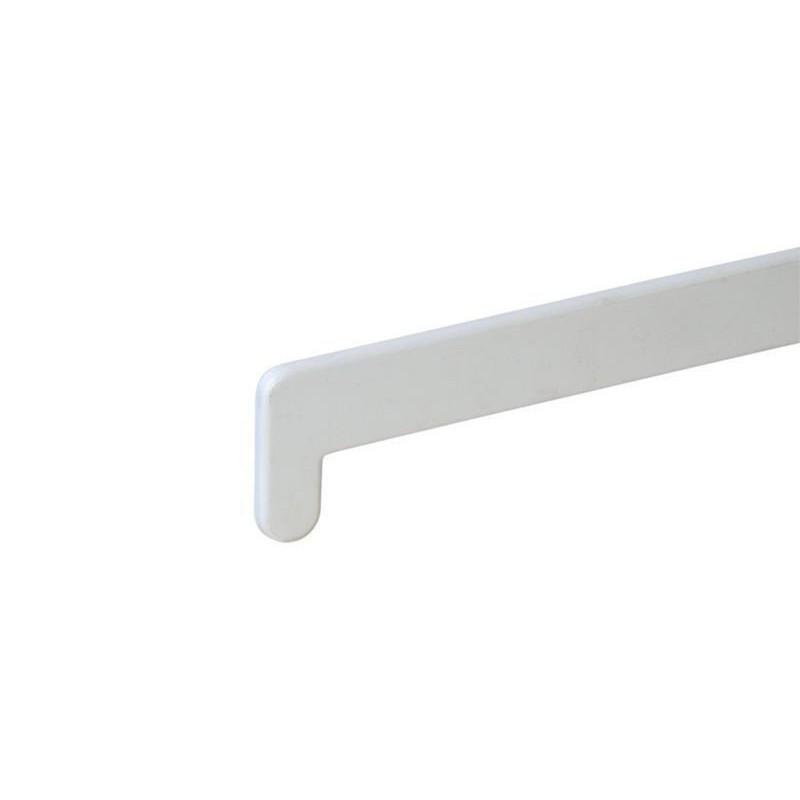 Заглушка белая для подоконника ПВХ