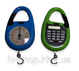 Весы с калькулятором