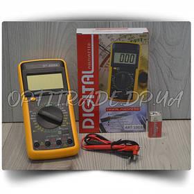Мультиметр многофункц.циф. со звуком и дисплеем + температурный контроллер DT-9205VL
