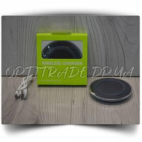 Беспроводное зарядное устройство - S6 QI wireless Charger (База)