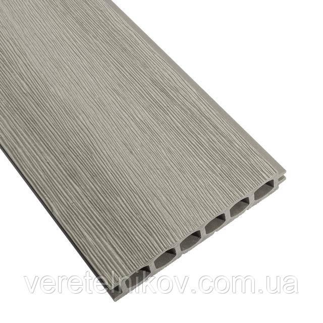 Террасная доска HOLZDORF Alter (Хольцдорф Альтер) 153×24,5х3000 мм. Серый