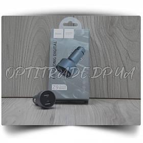 Автомобильное зарядное устройство адаптер Hoco Z9 ORIGINAL