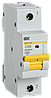 Автоматический выключатель ВА47-150 1Р 100А 15кА х-ка C (MVA50-1-100-C) IEK