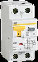 Автоматический выключатель дифф. тока АВДТ32 B16 10мА (MAD22-5-016-B-10) IEK