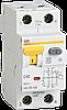 Автоматический выключатель дифф. тока АВДТ32 C6 30мА (MAD22-5-006-C-30) IEK