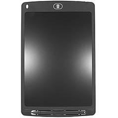 """ϞГрафический планшет Lesko LCD Writing Tablet 10"""" Black для начинающих для рисования со стилусом"""