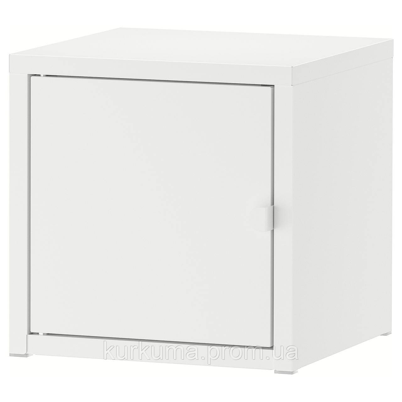 IKEA LIXHULT Шкаф металлический, белый  (503.286.65)