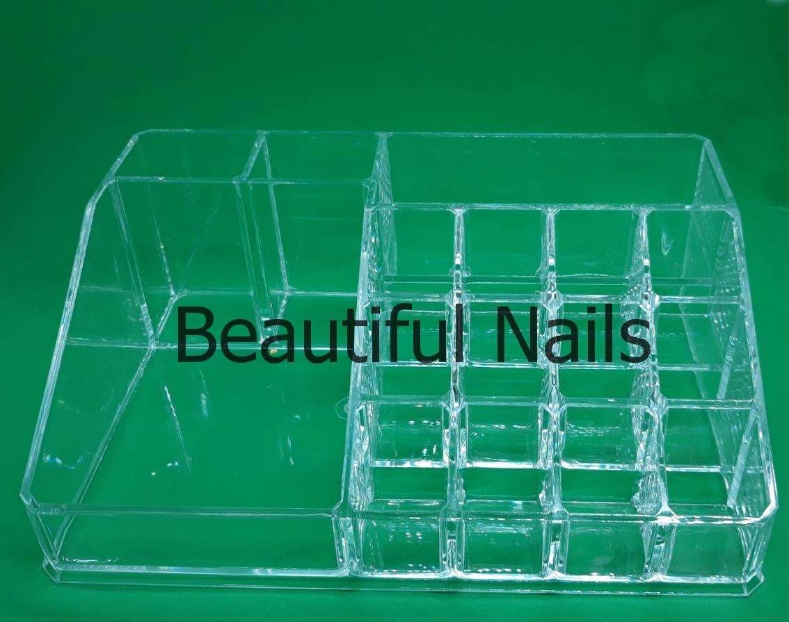 Пластиковый органайзер для косметики