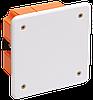 Коробка КМ41022 распаячная 92х92x45мм для полых стен (UKG11-092-092-045-P) IEK