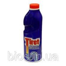 Засіб д/чищення труб Тірет гель (1л)