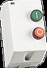 Контактор КМИ10960 9А в оболочке Ue=220В/АС3 IP54 (KKM16-009-220-00) IEK