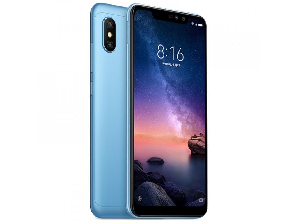 Смартфон Xiaomi Redmi Note 6 Pro 3/32GB Blue