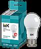 Лампа светодиодная ECO A60 шар 15Вт 230В 4000К E27 (LLE-A60-15-230-40-E27) ІЕК