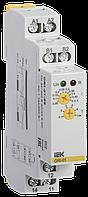 Реле тока ORI. 0,05-0,5 А. 24-240 В AC / 24 В DC (ORI-01-05) ІЕК
