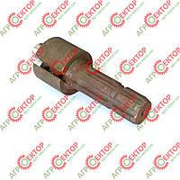 Вал шліцьовий трещітки муфти на прес-підбирач Sipma Z-224 5224-110-203.00, фото 1