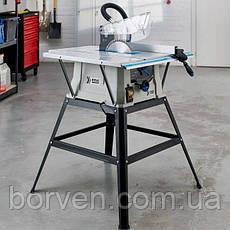 Настольная циркулярная пила MACALLISTER MJ10250XI, 1500 Вт (Великобритания), фото 2