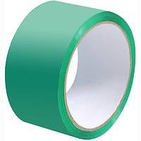 Скотч 48мм х 50м 0,040 ммк зеленый