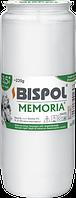 Вкладиш білий масляний Bispol 3,5 дня 5,7 х 14,5 см (WO4-090)