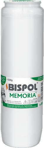 Вкладыш белый масляный Bispol 4,5 дня 5,7 х 19 см (WO6-090)