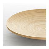 ГУЛЬТЕТ Тарілка, бамбук, 30 см, фото 3