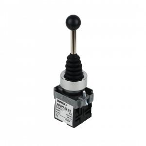 Кнопка-манипулятор без фиксации 2NO XD2-PA22
