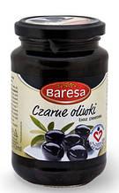 Оливки Baresa черные без косточки 160 г