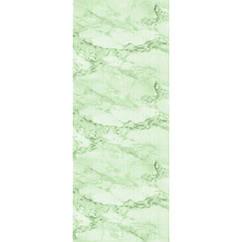 Пластиковая панель, 5250 Облако, лак/матовый лак, зеленый