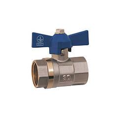 SD Шаровой кран 1/2 БГГ вода   SD602W15