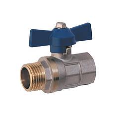 SD Шаровой кран 1/2 БГШ вода   SD607W15