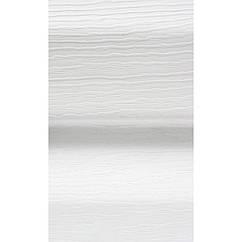 Сайдинг виниловый Boryszew (Борышев),3.81м.дл.-0.203м.ш. цвет белый