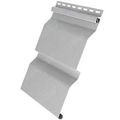 Сайдинг виниловый D4,4 Grand Line® AMERIKA серый
