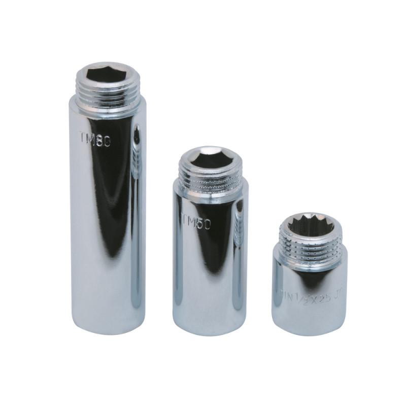 Удлинитель хромированый SD 1/2 20мм*