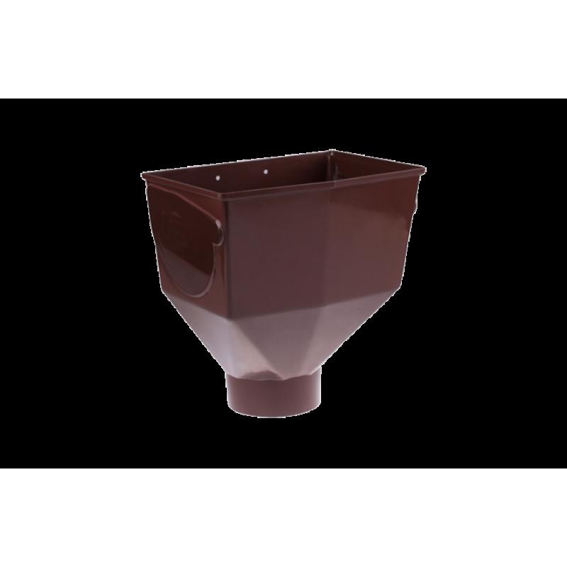 Горло желоба водосточной системы Profil (Профиль), 90 мм