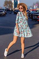 Свободные легкие платья