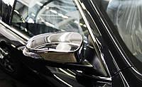 Накладки на зеркала для Toyota Auris, Тойота Аурис, 2013-2018 г.в.