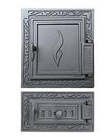 Дверка печная DPK15R/6R