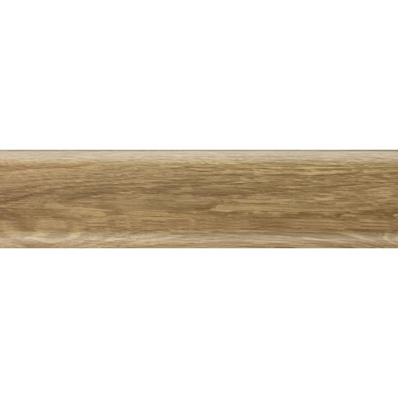 Плинтус Salag (Салаг) SG56, 69 дуб бурбон натуральный