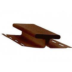 H-профиль Welltech (Велтеч) коричневый