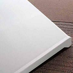 Подоконник HOLZDORF (Хольцдорф) Элит белый полуглянец 100-600 мм