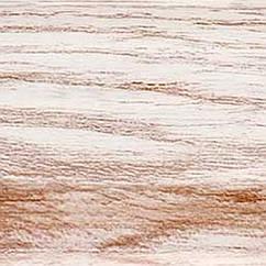 Пластиковый плинтус ТЕКО-ЛЮКС 0110 Ясень сирийский