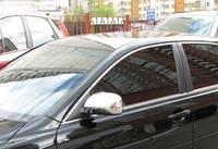 Накладки на зеркала для Toyota Camry 40, Тойота Кэмри 40, 2006-2010 г.в.