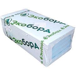 Экструдированный пенополистирол Экоборд 1200x600x40 мм